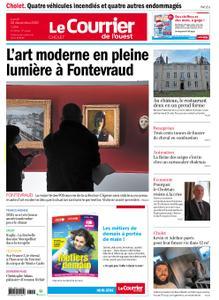 Le Courrier de l'Ouest Cholet – 28 décembre 2020