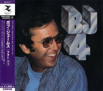 Bob James - BJ4 (1977) Japanese Remastered Reissue 2015 [Re-Up]
