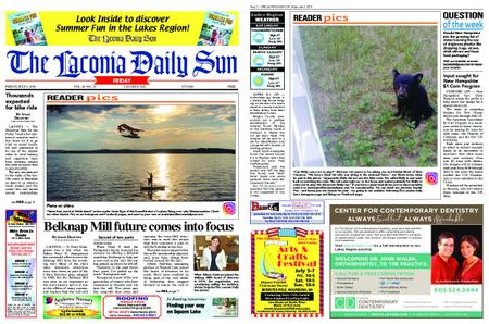 The Laconia Daily Sun – July 05, 2019