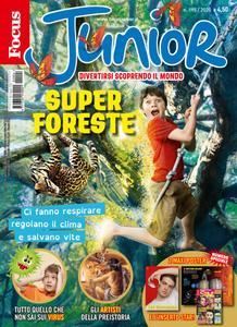 Focus Junior – aprile 2020