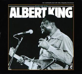 Albert King - Blues For Elvis (1969) Remastered Reissue 2001