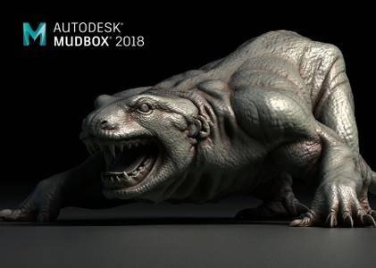 Autodesk Mudbox 2018.2