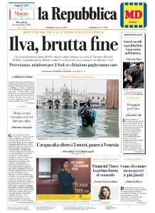 la Repubblica - 13 Novembre 2019