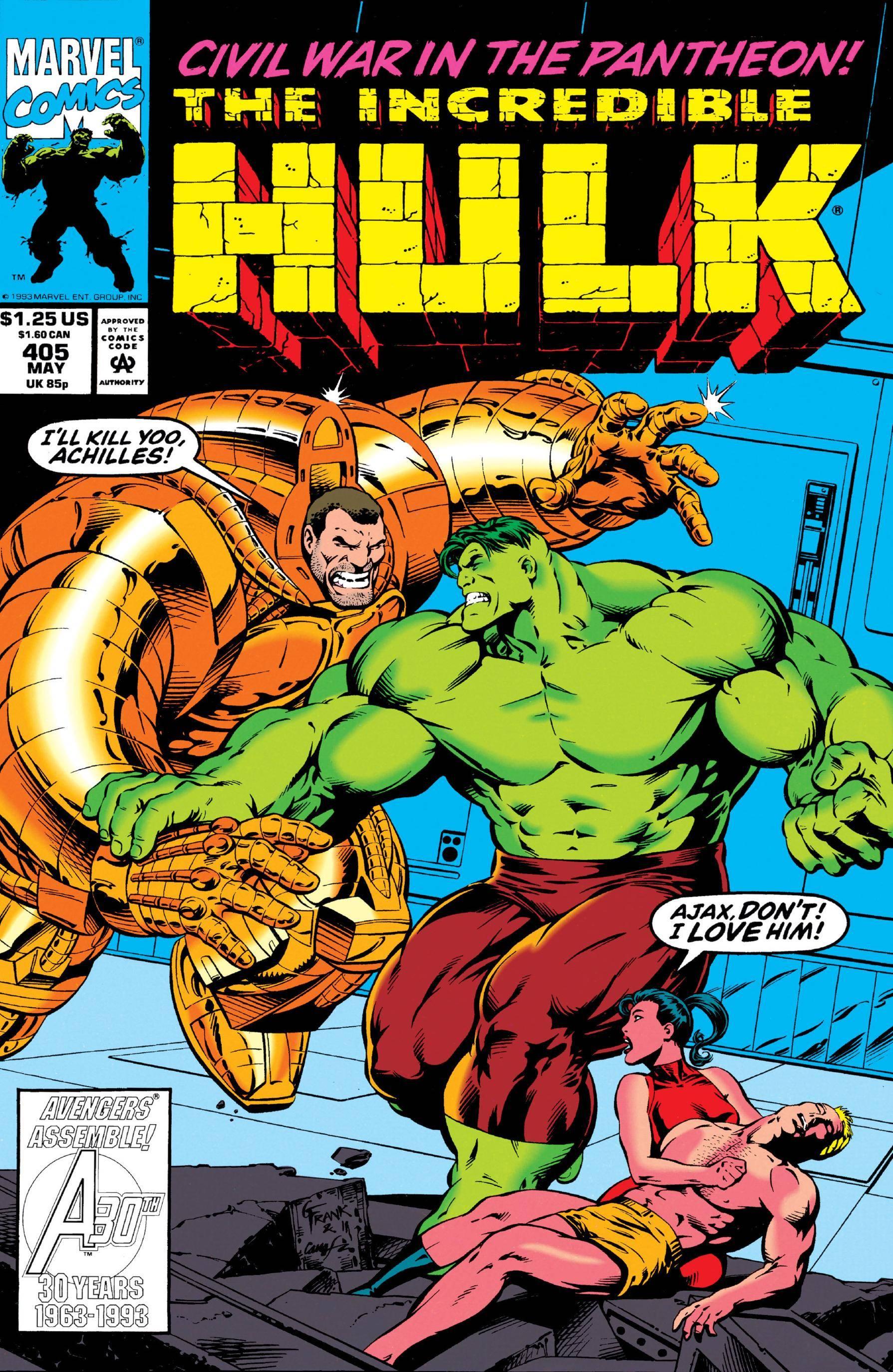 For PostalPops -  Incredible Hulk v1 405 1993 Digital-HD Monafekk-Empire cbr