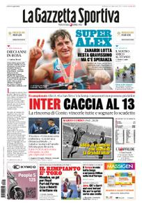 La Gazzetta dello Sport – 21 giugno 2020
