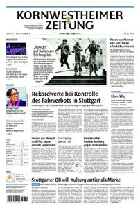 Kornwestheimer Zeitung - 01. August 2019