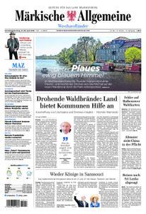 Märkische Allgemeine Westhavelländer - 27. April 2019