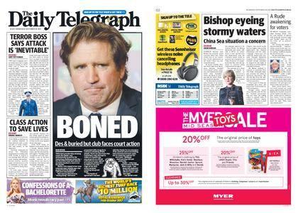 The Daily Telegraph (Sydney) – September 20, 2017