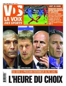La Voix des Sports - Lundi 21 Mai 2018