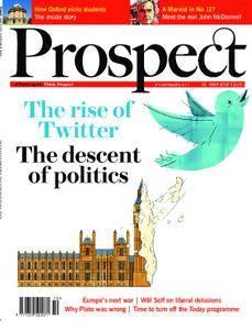Prospect Magazine – October 2018