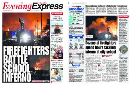 Evening Express – November 14, 2017