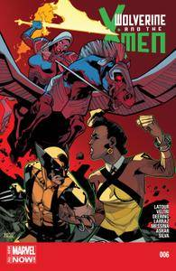 Wolverine and the X-Men 006 2014 digital