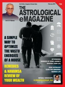 The Astrological e Magazine - January 2019