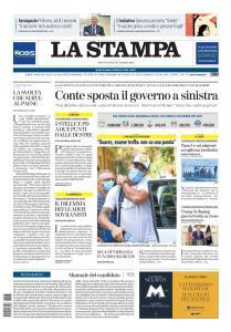 La Stampa Torino Provincia e Canavese - 23 Settembre 2020