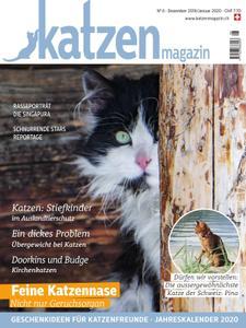 Katzen Magazin – November 2019