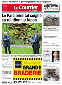 Le Courrier de l'Ouest Cholet – 28 mai 2021