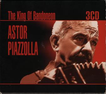 Astor Piazzolla - The King of Bandoneon (2006) (3CD Box Set)