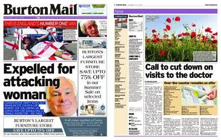Burton Mail – July 07, 2018