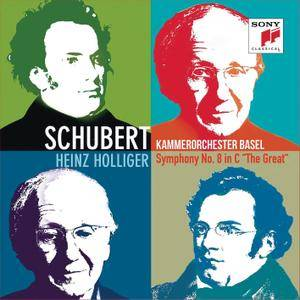 "Kammerorchester Basel & Heinz Holliger - Schubert: Symphony in C Major, ""The Great"" (2018) [Official Digital Download 24/96]"