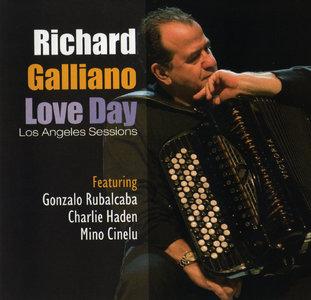Richard Galliano - Love Day (2008) [RS]