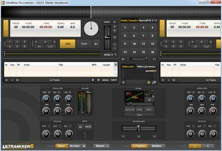 UltraMixer Pro Entertain 6.1.2