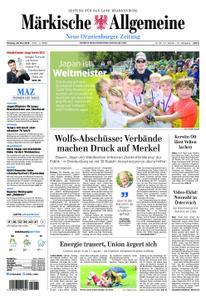 Neue Oranienburger Zeitung - 20. Mai 2019