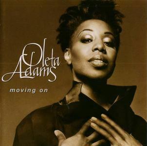 Oleta Adams - Moving On (1995) Repost / New Rip