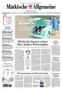 Märkische Allgemeine Fläming Echo - 05. August 2019