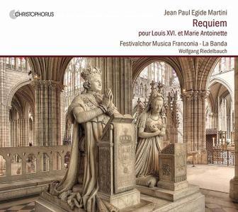 Wolfgang Riedelbauch, La Banda, Festivalchor Musica Franconia - Martini: Requiem pour Louis XVI et Marie Antoinette (2017)
