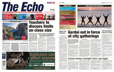 Evening Echo – April 05, 2021