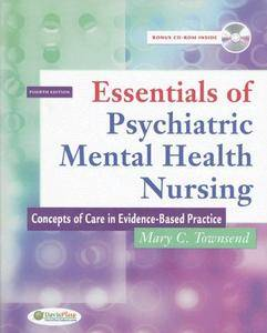 Essentials of Psychiatric/Mental Health Nursing