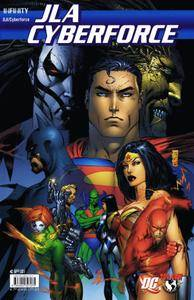 JLA Cyberforce Infinity 2008