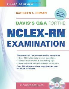 Davis's Q&A for the NCLEX-RN (R) Examination