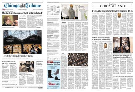 Chicago Tribune – November 16, 2019