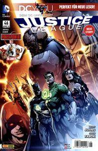 Justice League 46 Panini 2016 Drg