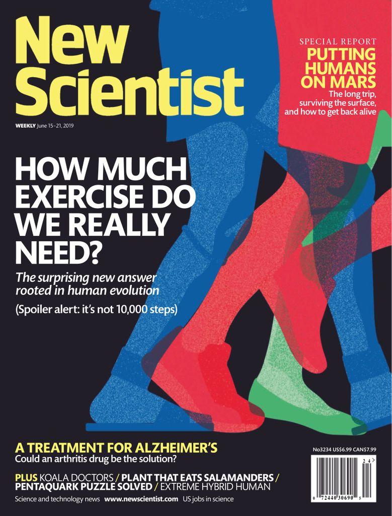 New Scientist - June 15, 2019