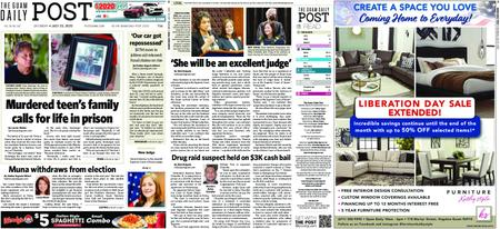 The Guam Daily Post – July 25, 2020
