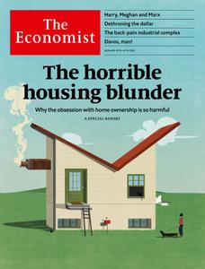 The Economist Latin America – 18 January 2020