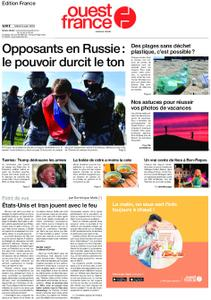 Ouest-France Édition France – 06 août 2019
