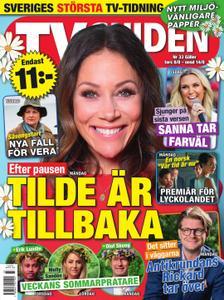 TV-Guiden – 06 augusti 2019