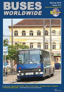 Buses Worldwide - Spring 2019