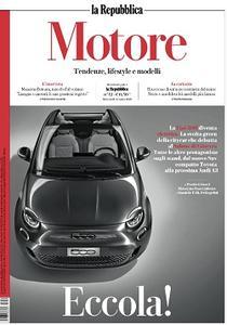 la Repubblica Motore - 4 Marzo 2020