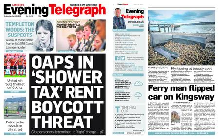 Evening Telegraph Late Edition – March 20, 2019