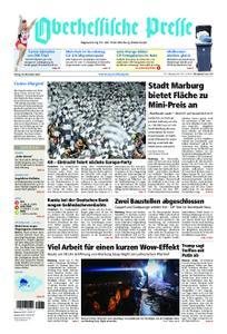 Oberhessische Presse Marburg/Ostkreis - 30. November 2018