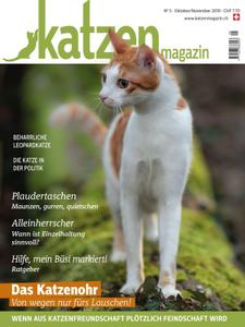 Katzen Magazin – September 2019