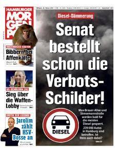 Hamburger Morgenpost - 28. Februar 2018