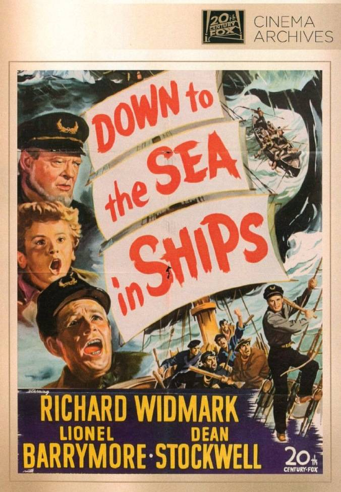 Down to the Sea in Ships (1949)
