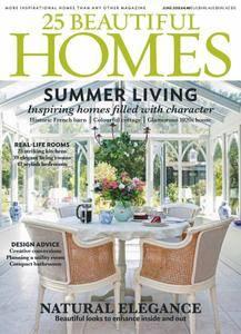 25 Beautiful Homes - June 2018