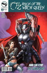Grimm Fairy Tales Presents Oz Reign Of The Witch Queen 0032015 2 covers Digi-Hybrid