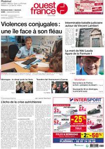 Ouest-France Ploërmel – 22 mai 2019